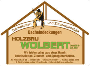 Holzbau Wolbert