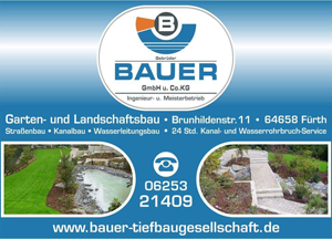 Gebrüder Bauer Tiefbau