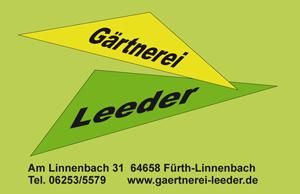 Gärtnerei Leeder