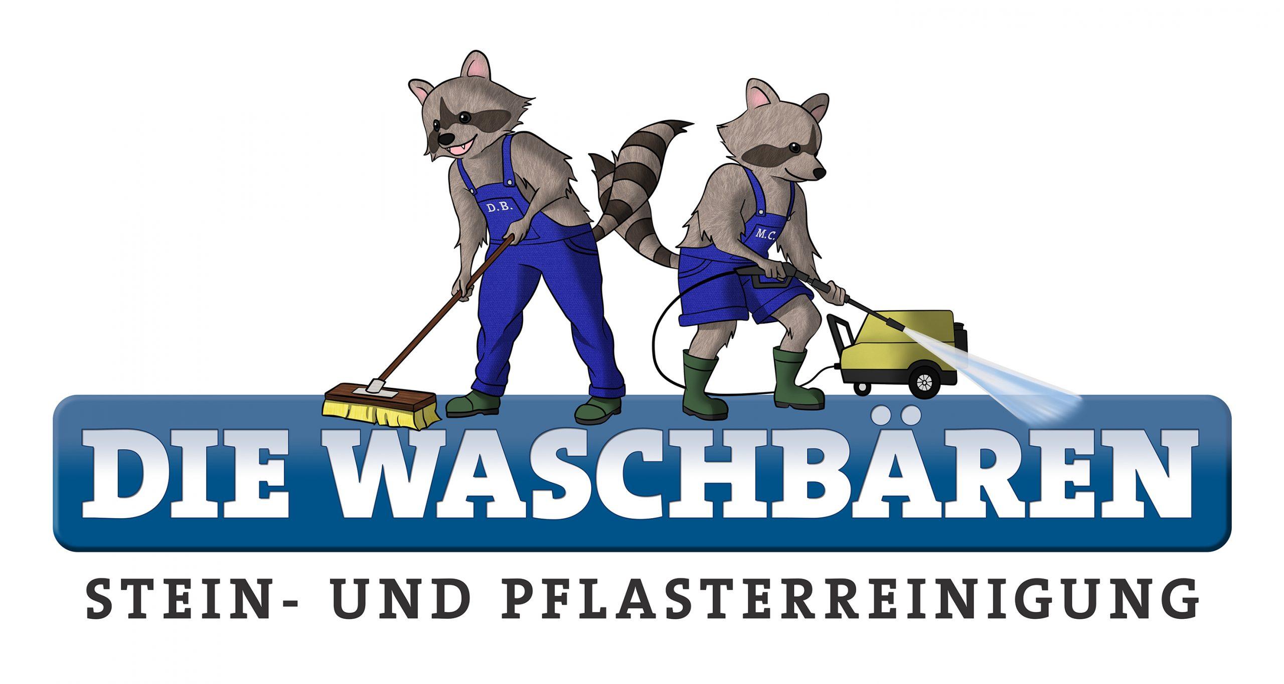 Die Waschbären